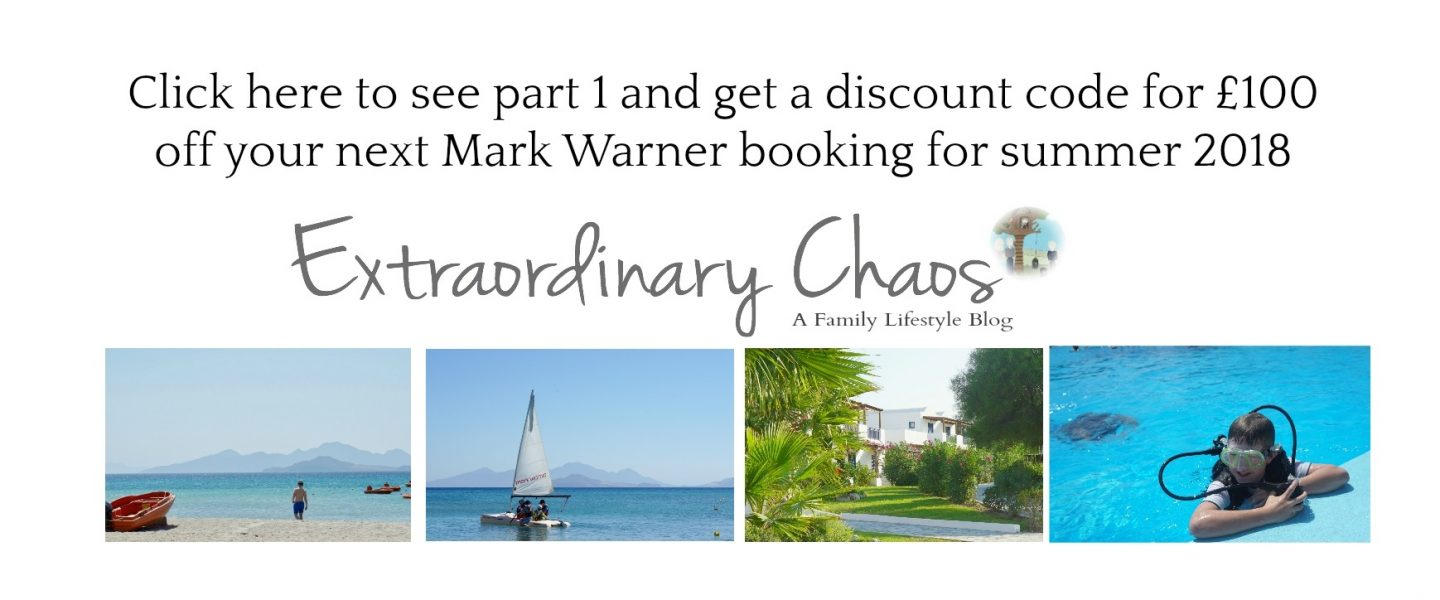 Discount Code for Mark Warner Holidays 2018 www.extraordinarychaos.com