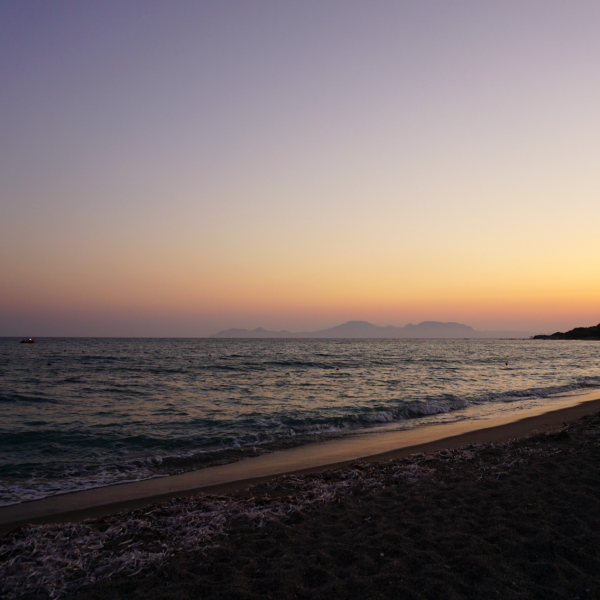 A Sunset From Kos