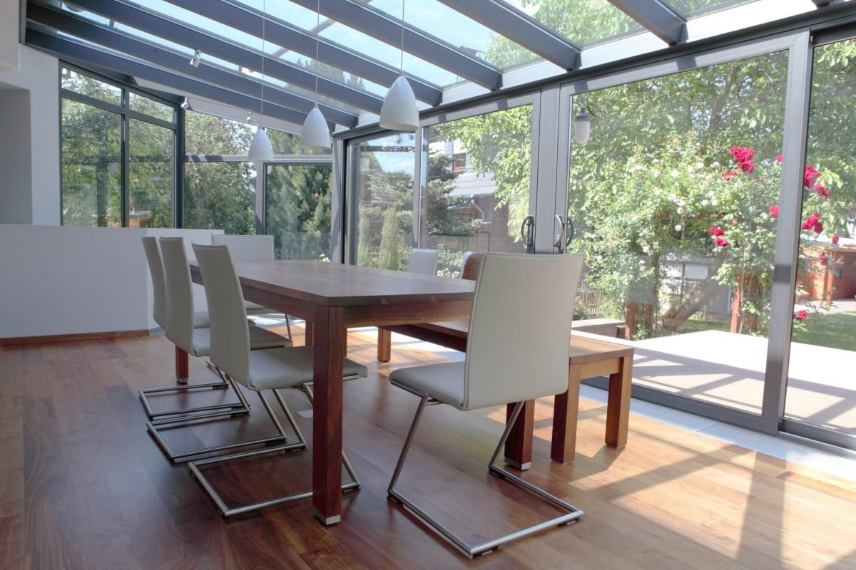 How to extend your kitchen with a conservatory www.extraordinarychaos.com