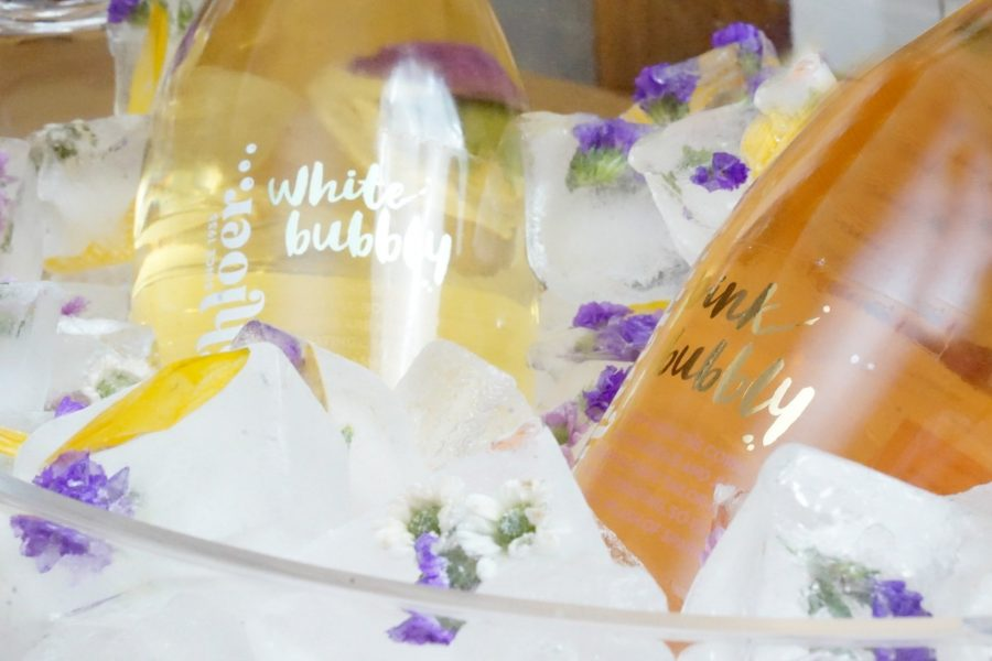 Shloer Bubbly Served On Ice www.extraordianrychaos.com