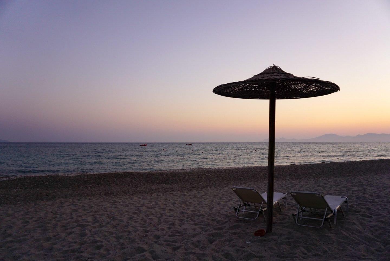 The Sunset in Kos from Mark Warner Lakitira www.extraordinarychaos.com