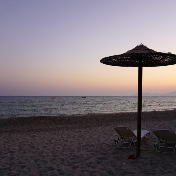 The Sunset in Kos from Mark Warner Lakitira www.extraordinarychaos.com