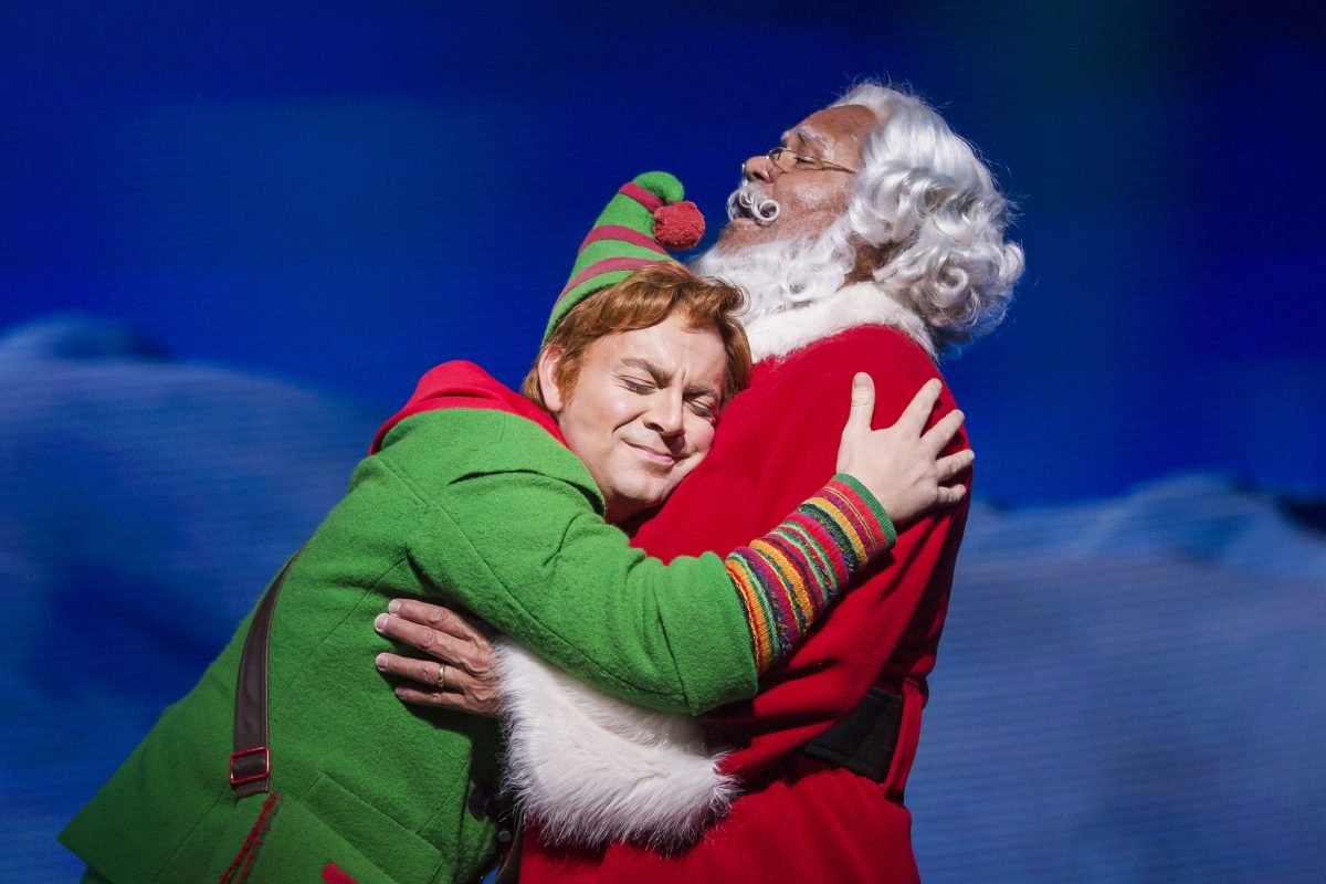 Is Elf The Musical Good? at the Lowry