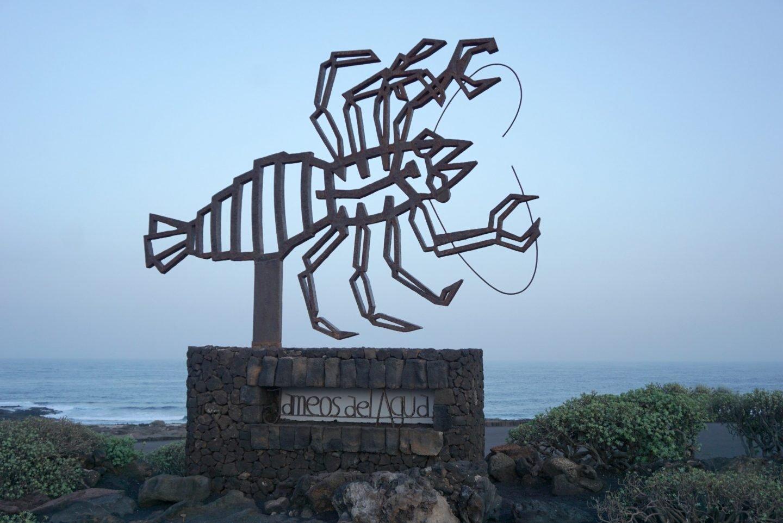 Jameos Del Agua In Lanzarote