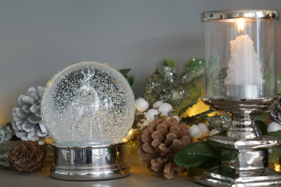 My Festive Touches with Laura Ashely www.extraordinarychaos.com