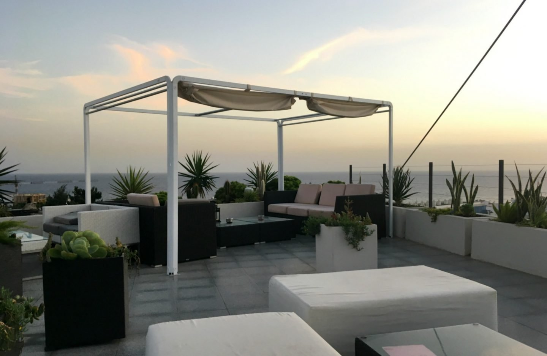 Rooftop Biosfera Cinema Lanzarote