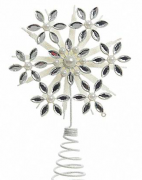 Snow Flake Tree Topper