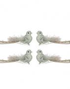 Clip on Birds for Christmas Tree