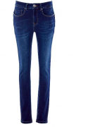 Comfortable and flattering slim fit jeans