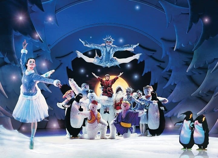 The Snowman Review at the Opera House Manchester (credit Tristram Kenton) resized