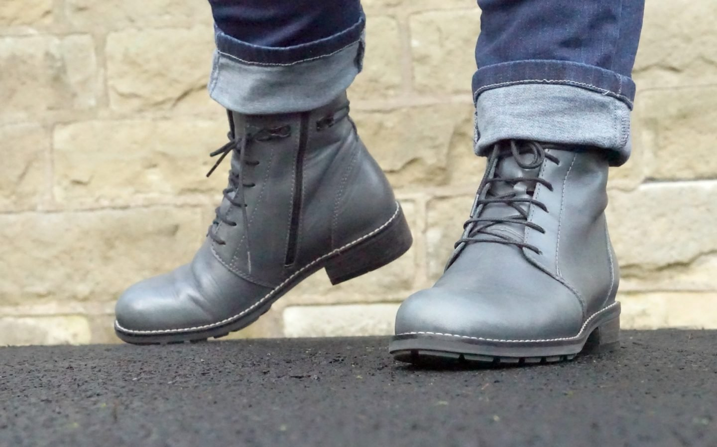 A Review of Wolky Shop Boots On A Trip To London