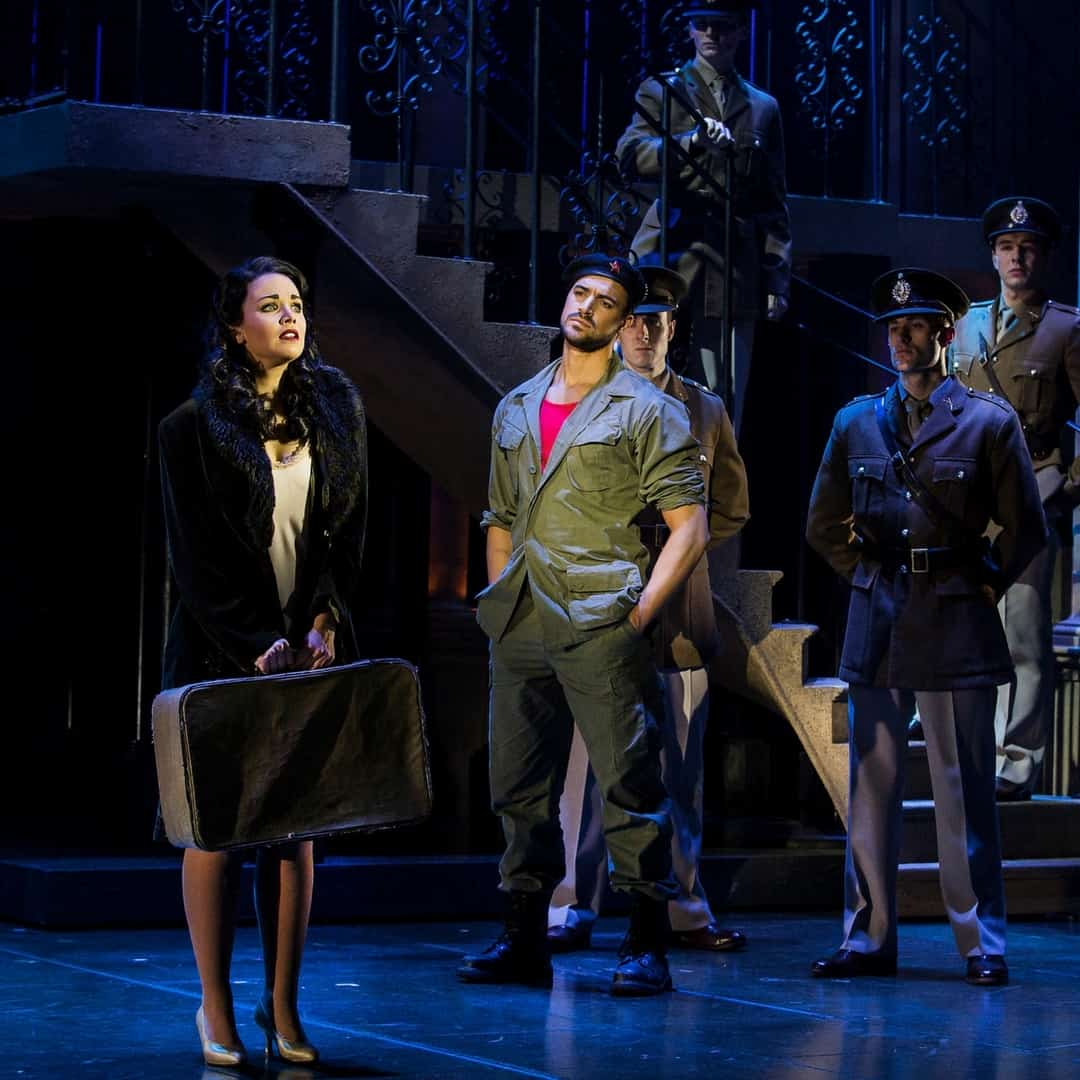 Review of the UK Tour of Evita, A Spectacular Show And A Box Ticked Off The Wish List
