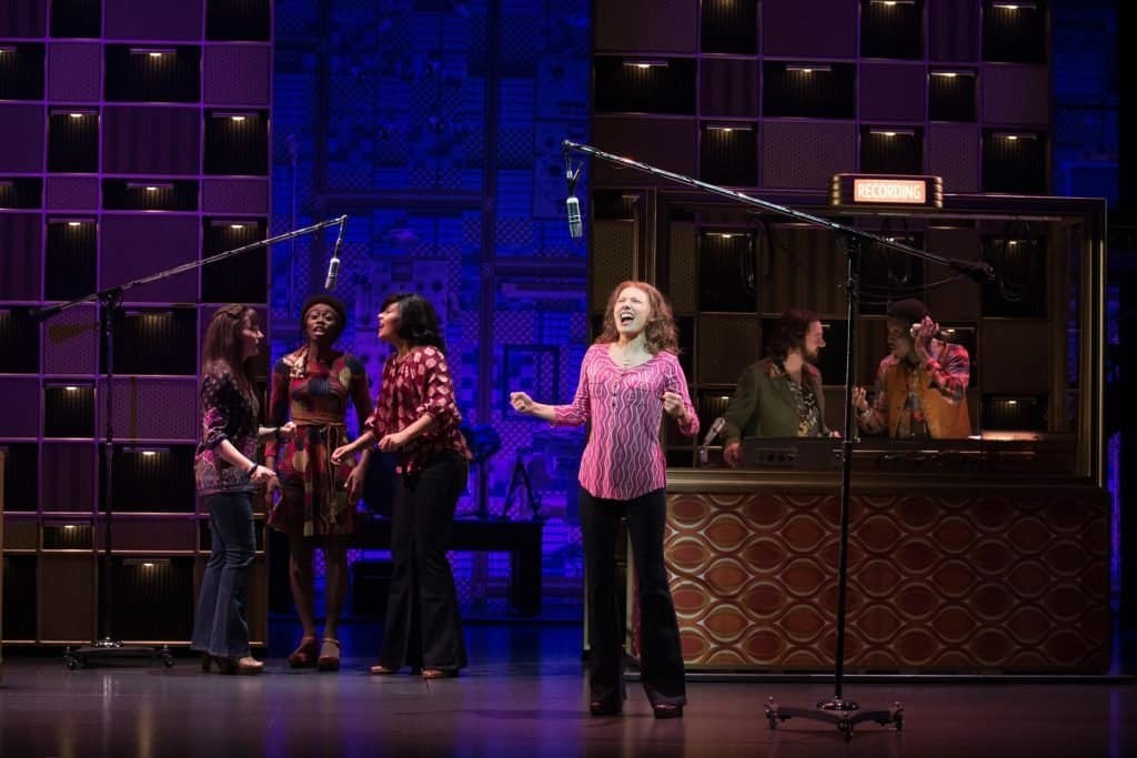 Carole King Musical Beautiful, Manchester