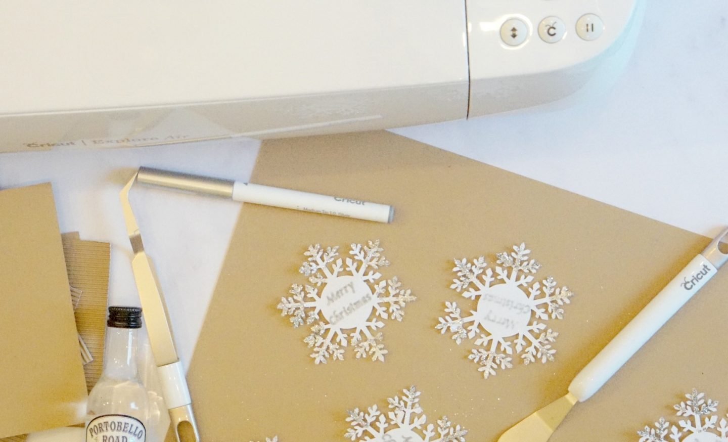 Crafts with the Cricut Maker