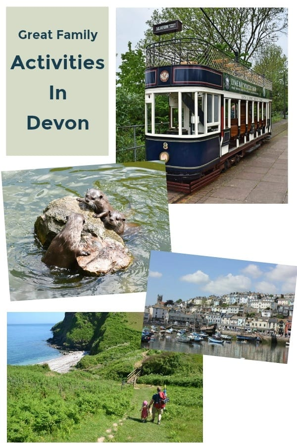 Great tips and advice for family activities, spa days and places to eat in Devon