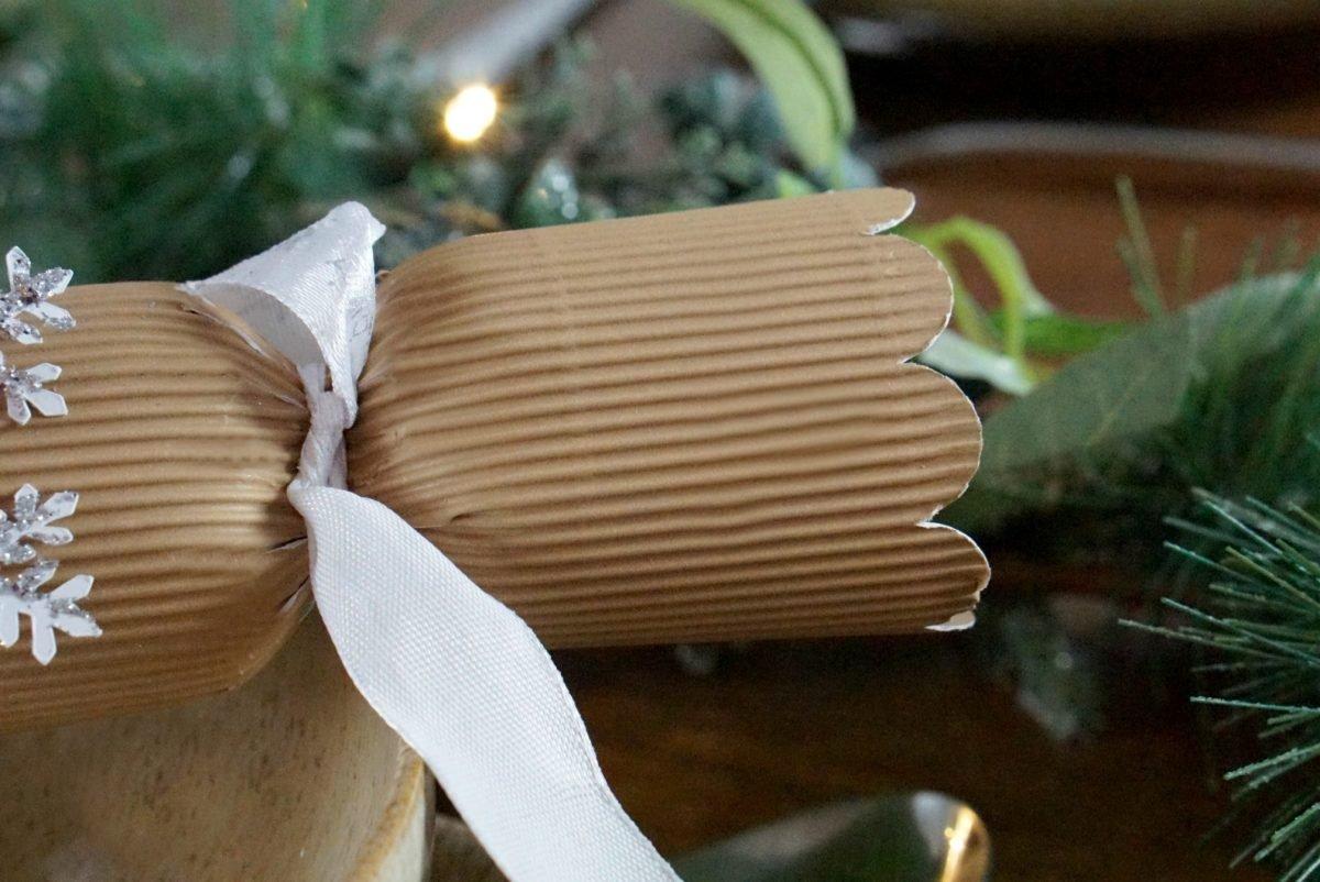 Home Made Christmas Crackers www.extraordinarychaos.com