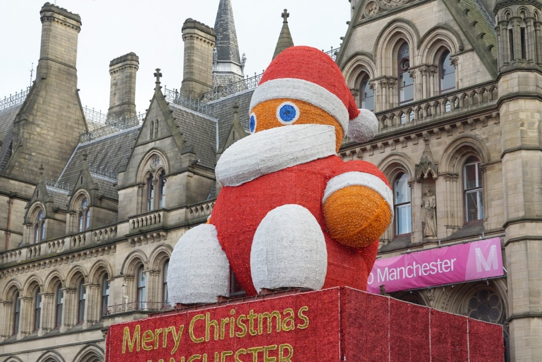 Manchester Christmas Markets www.extraordinarychaos.com