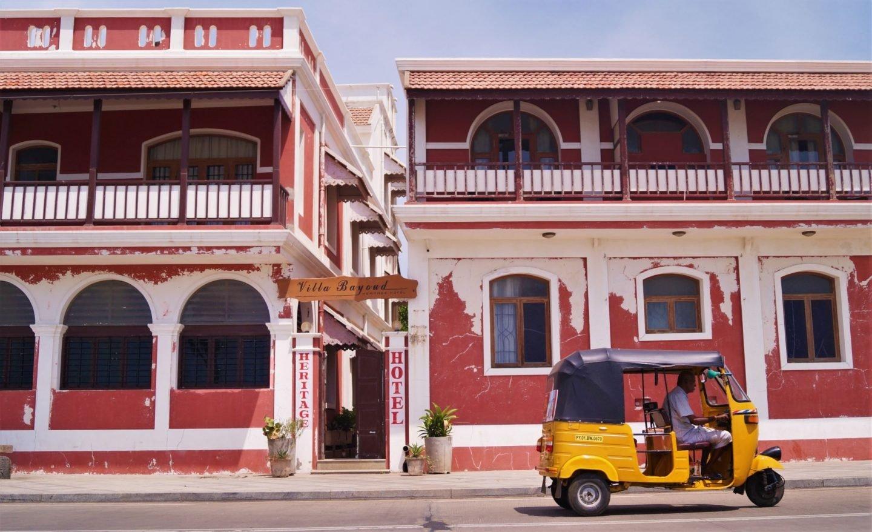 Pondicherry_tuktuk TraveLynn Family
