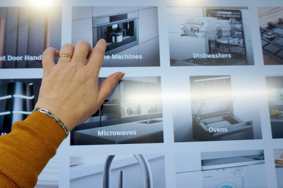 Smart Brochures in Store At Magnet Blackburn
