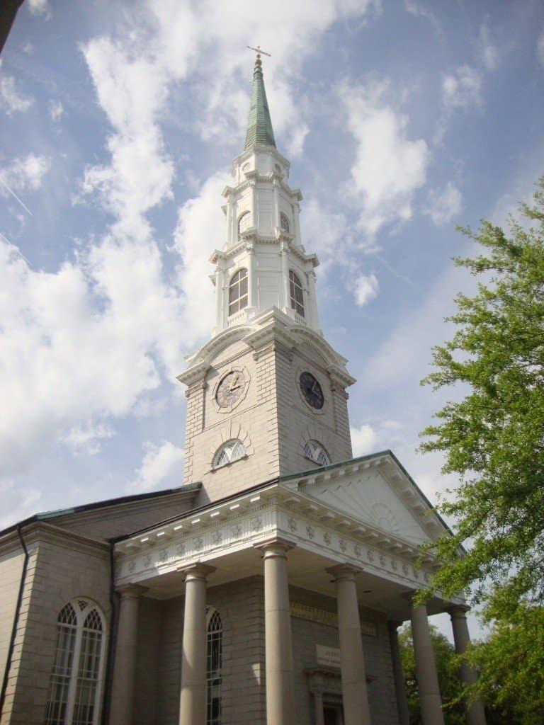 The Church in Savannah Travel Loving Family