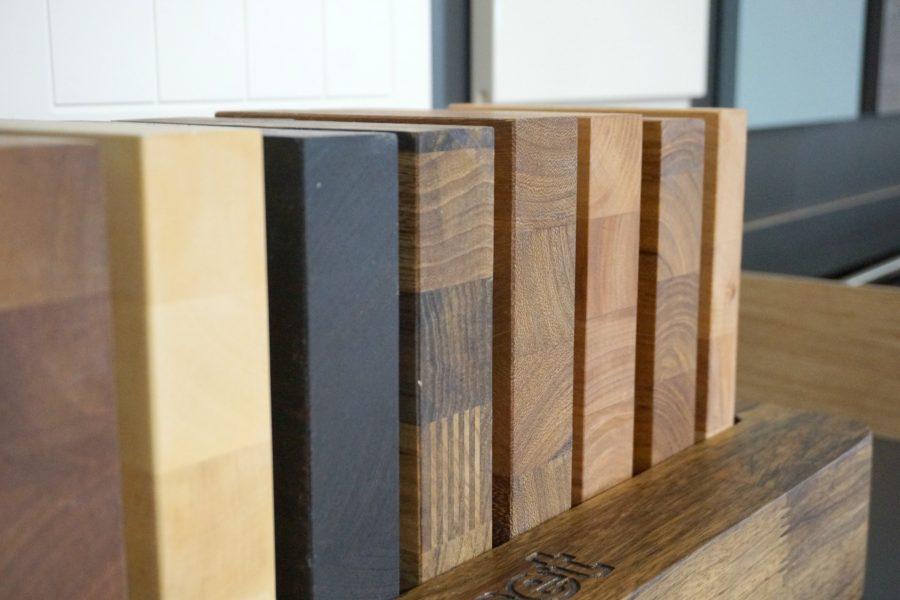 Wood Block Kitchen Worktops