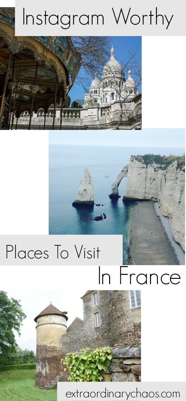 10 Instagram Worthy Places To Visit In France