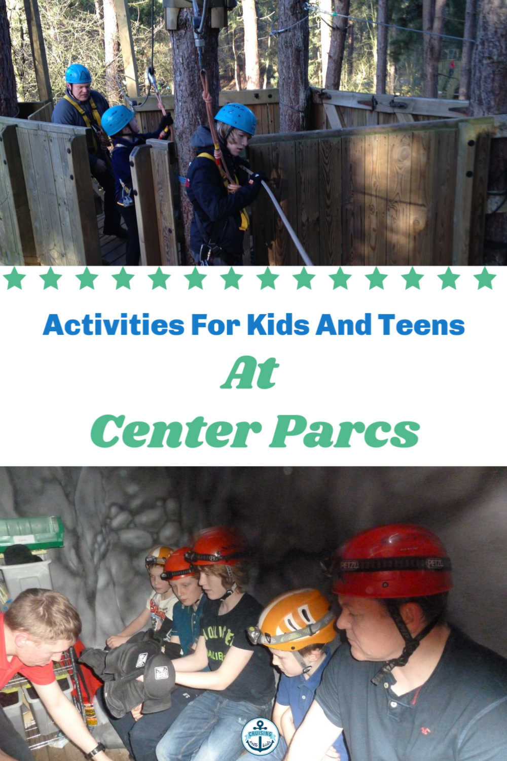 The ultimate guide to Activities For Kids, Teens And Families At Center Parcs