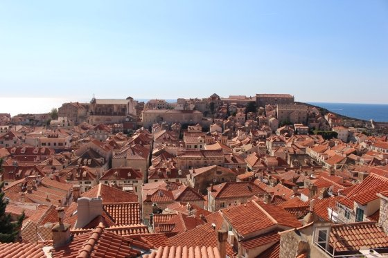 Exploring Dubrovnik – Game of Thrones Style!