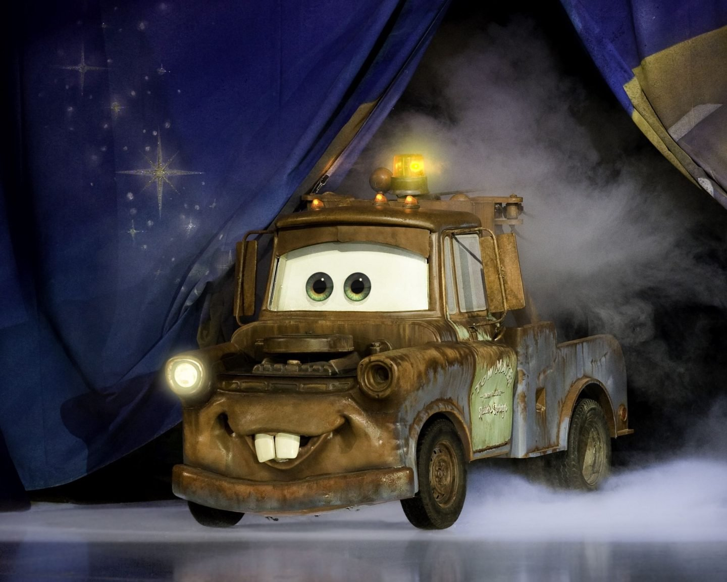Mater, World of Enchantment, Disney On ICE