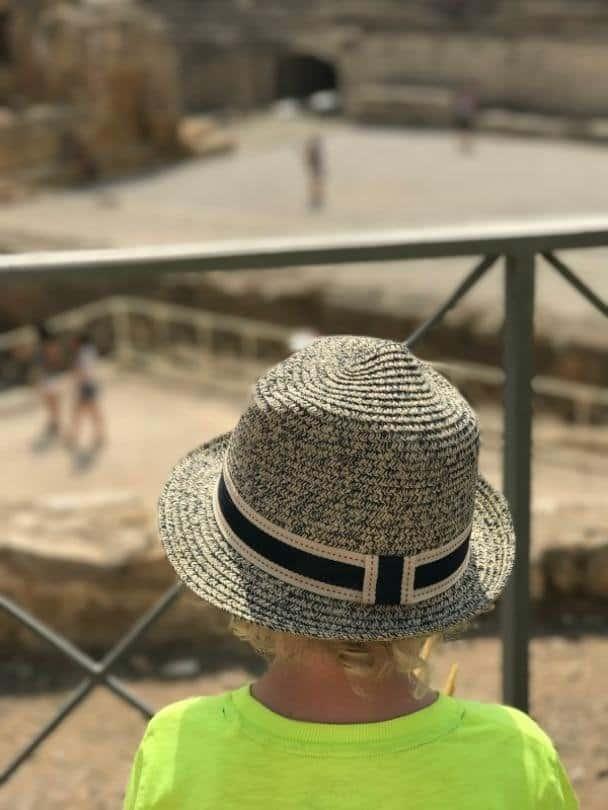 Tarragona-a day trip from Barcellona