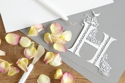 Making Simple Paper-Cuts With Cricut Maker