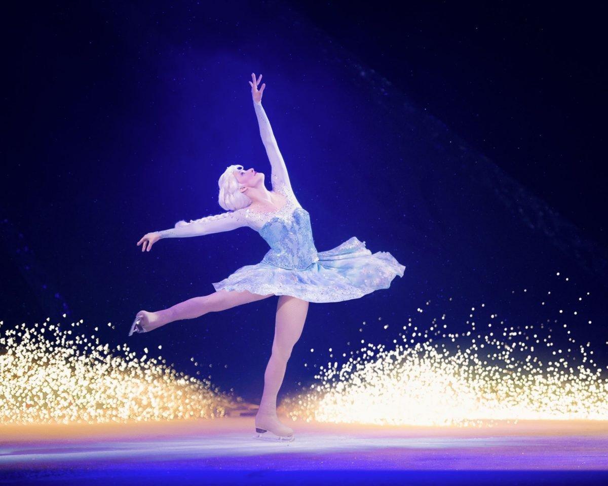World of Enchantment, Disney On ICE