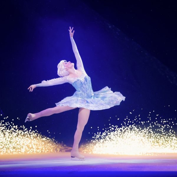 World of Enchantment, Disney On ICE