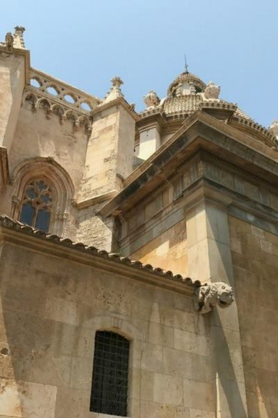 cathedral-Tarragona place to visit outisde Barcelona