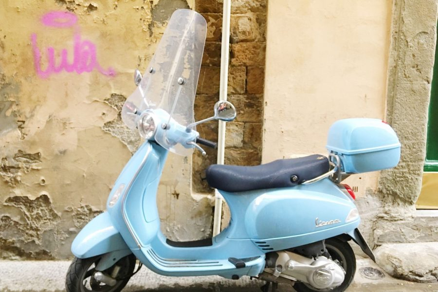 A Vespre in Tuscany www.extraordinary.com