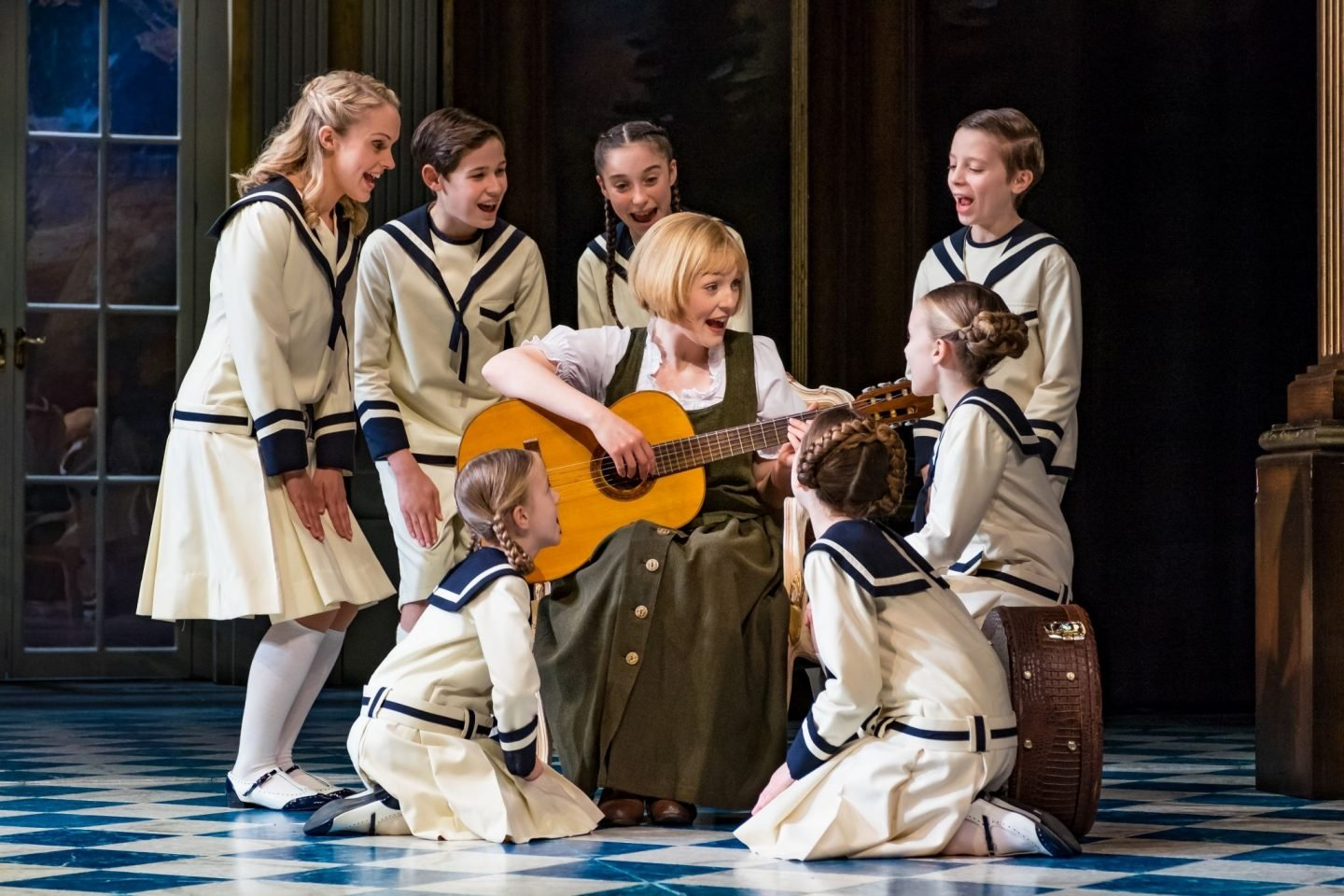 The Sound of Music Review At The Palace Theatre
