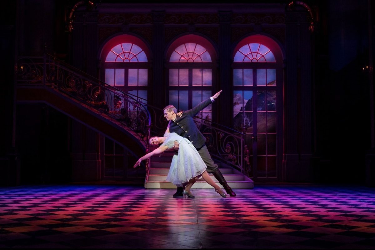 Review of The Sound of Music At The Palace Theatre Manchester