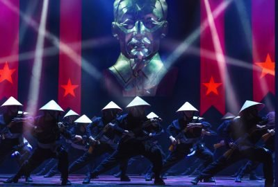 Miss Saigon At The Palace Theatre Manchester