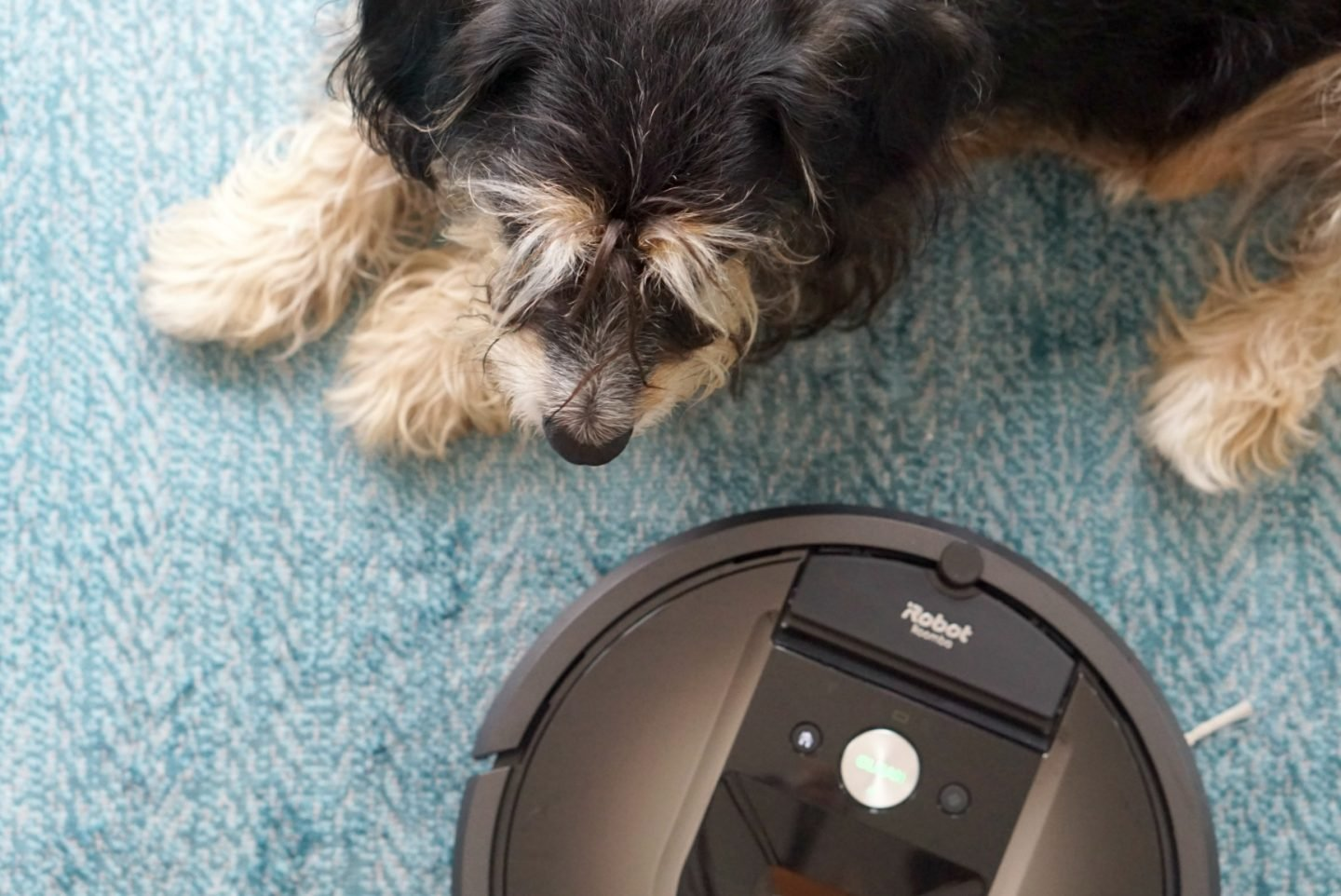 Review of the Roomba 980