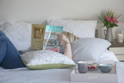 A Spring Bedroom Revamp With Sainsbury's Home
