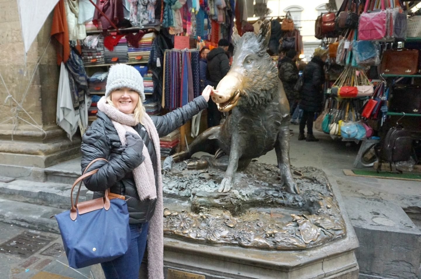 The Wild Boar of Florence www.extraordinarychaos.com