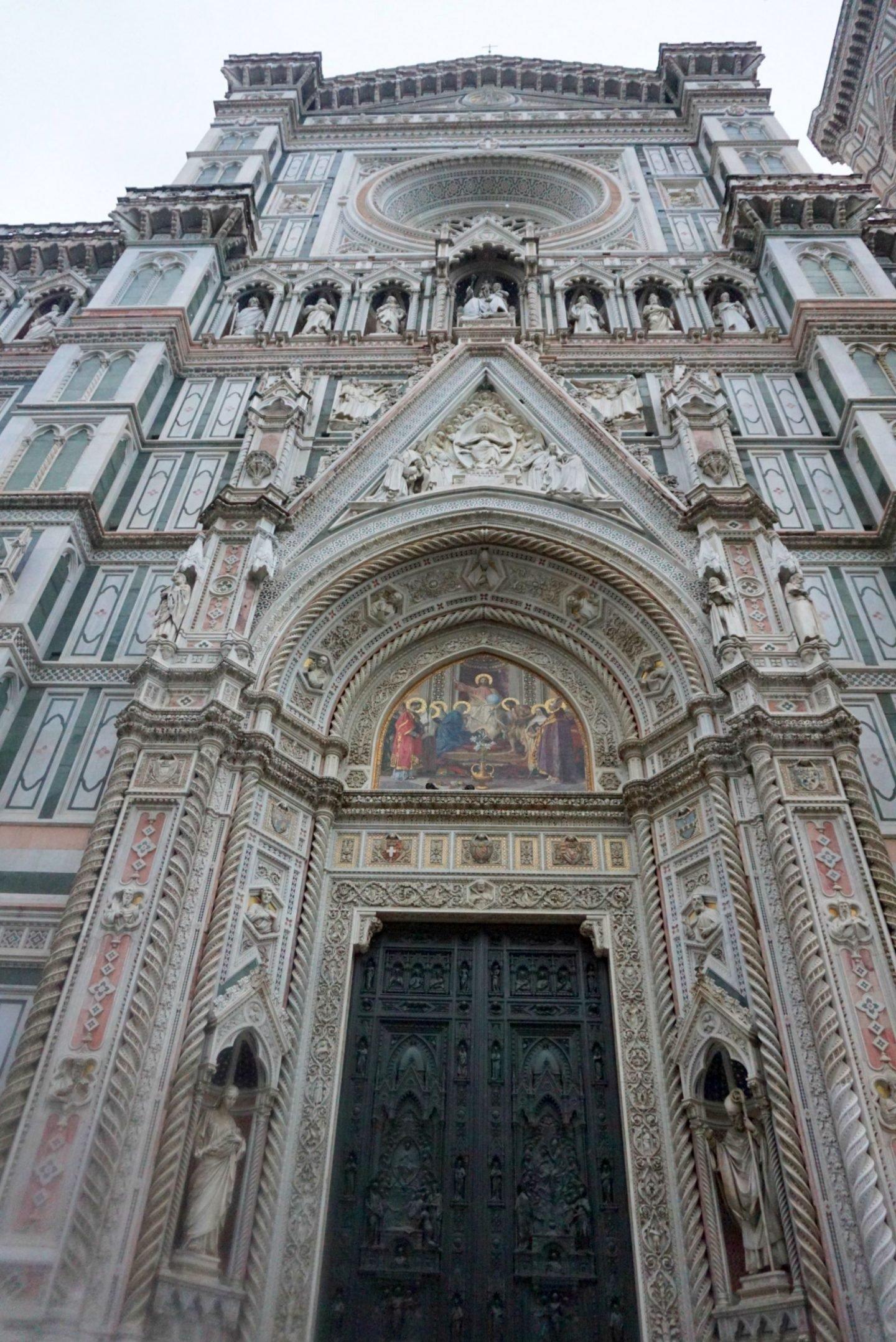 Visiting the Duomo Florence www.extraordianrychoas.com