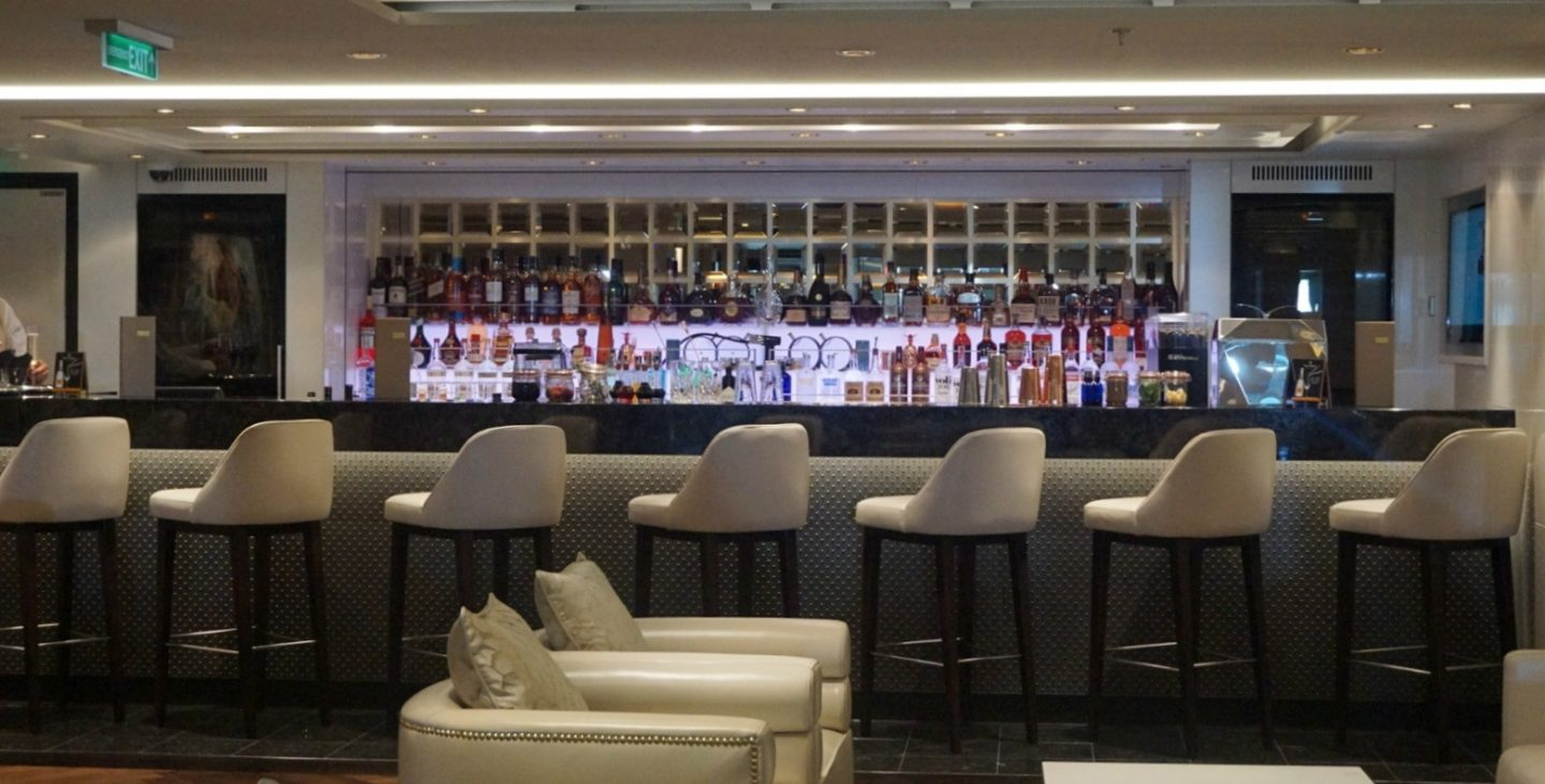 Bar on Norwegian Bliss www.extraordinarychaos.com