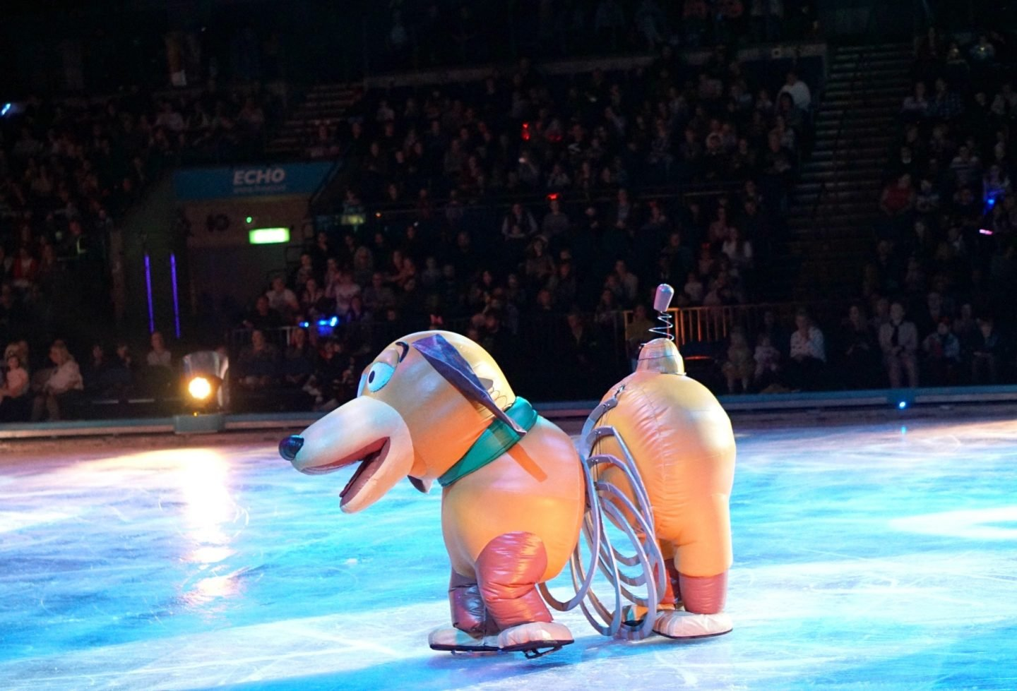 Disney On Ice Echo Arena Liverpool www.extraordianrychoas.com