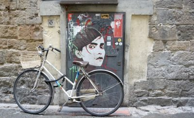 Looking for Street Art In Florence