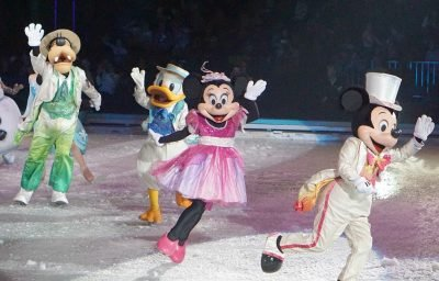 Disney On Ice Worlds Of Enchantment Tour