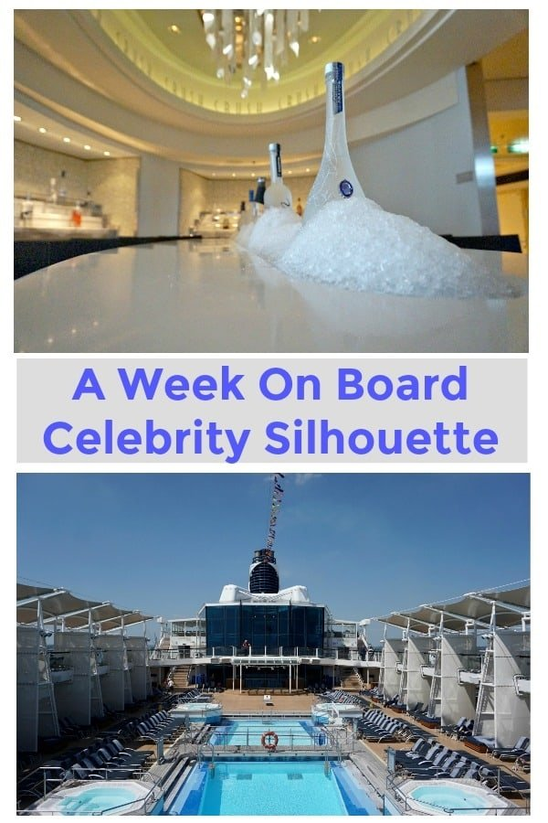 A Week Sailing On Board Celebrity Silhouette on the Bravo Cruise 2018, A look at the food, speciality dining and service.