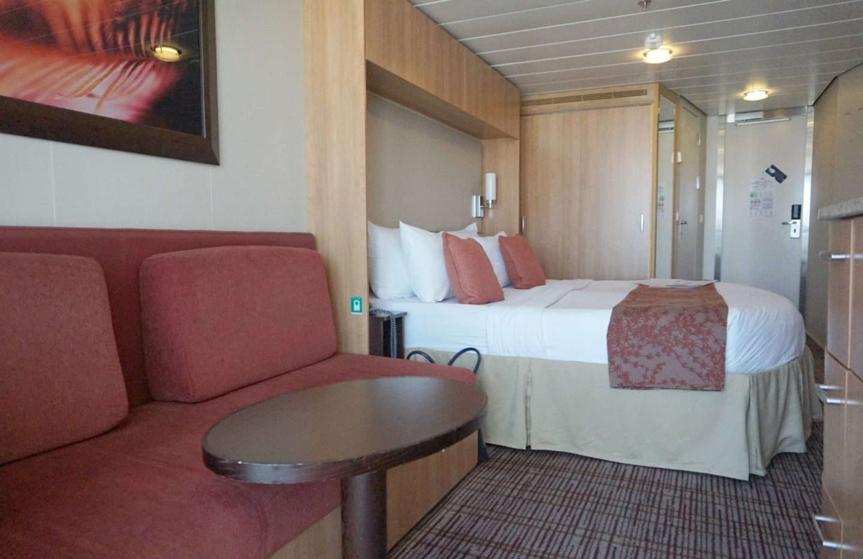 Balcony Cabin onboard Celebrity Silouhette www.extraordinarychoas.com