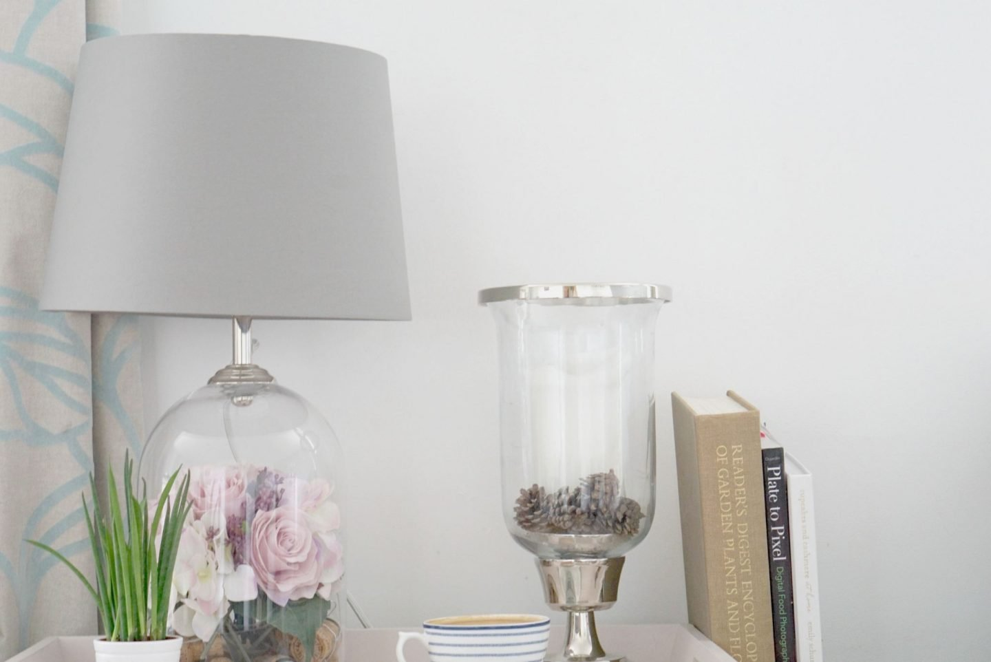 Laura Ashley Dome Lamp