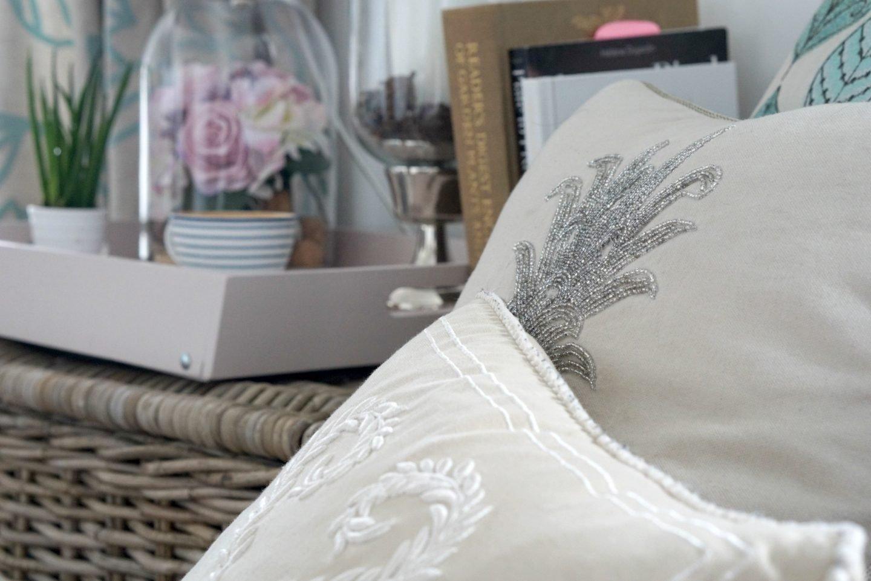 Laura Ashley Pineapple Cushion